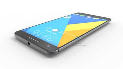 HTC Nexus Marlin 3D renders concept  (1)
