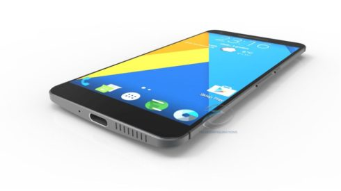 HTC Nexus Marlin 3D renders concept  (2)