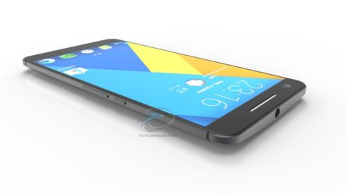 HTC Nexus Marlin 3D renders concept  (3)