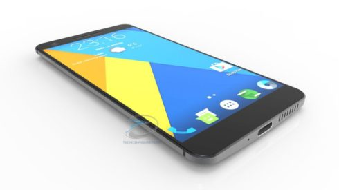 HTC Nexus Marlin 3D renders concept  (4)