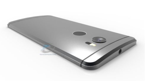 HTC Nexus Marlin 3D renders concept  (6)