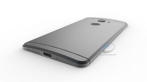 HTC Nexus Marlin 3D renders concept  (7)