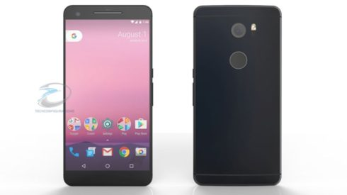 HTC Nexus Marlin 3D renders concept  (9)