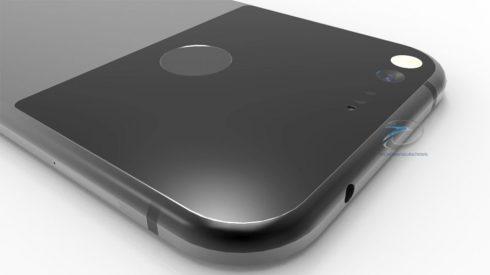 HTC Nexus Sailfish final 3D video render august 2016  (6)