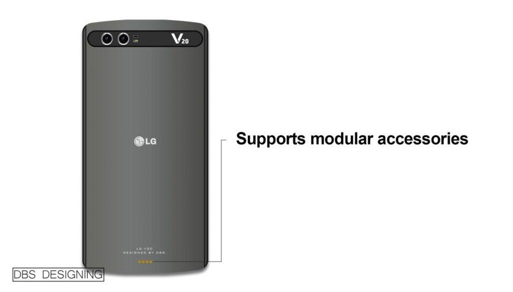 LG V20 concept DBS Team design (2)