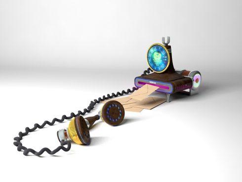 Nokia Teleporter 3000 concept
