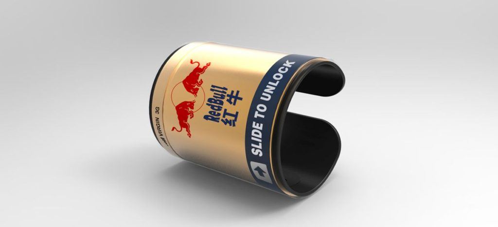Red Bull Can phone concept  (4)