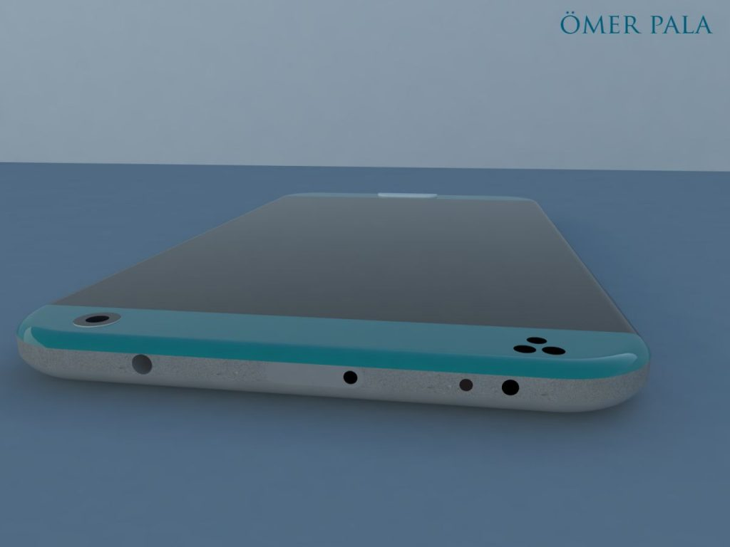 Samsung Galaxy Edge Concept Omer Pala  (2)