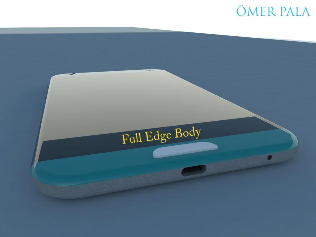 Samsung Galaxy Edge Concept Omer Pala  (3)
