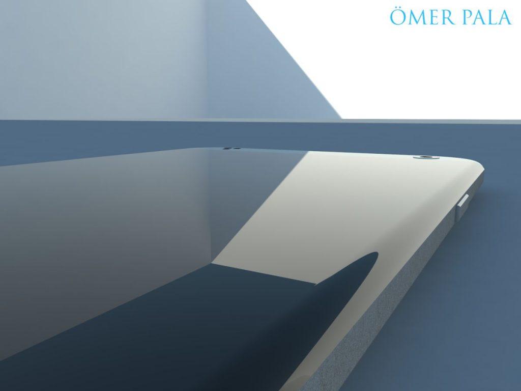 Samsung Galaxy Edge Concept Omer Pala  (4)