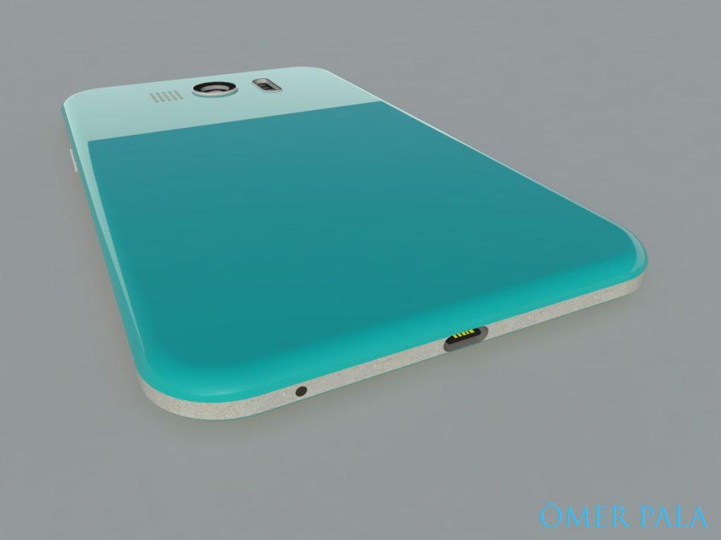 Samsung Galaxy Edge Concept Omer Pala  (5)