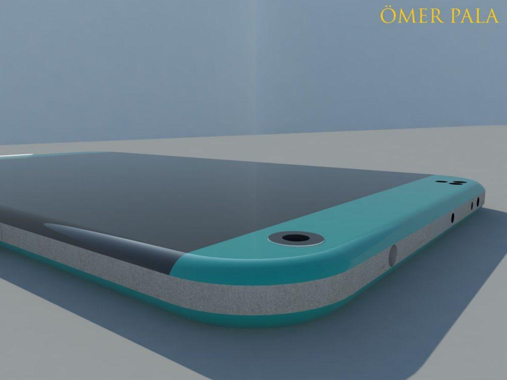 Samsung Galaxy Edge Concept Omer Pala  (8)