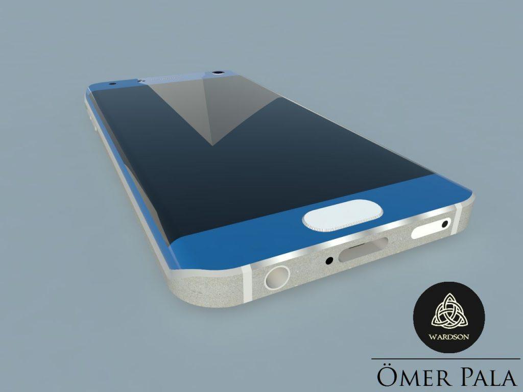 Samsung Galaxy S8 Edge concept 1