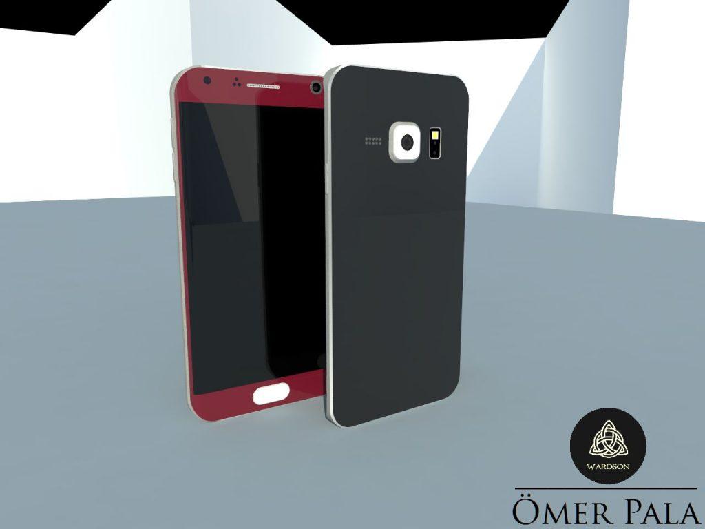 Samsung Galaxy S8 Edge concept 10