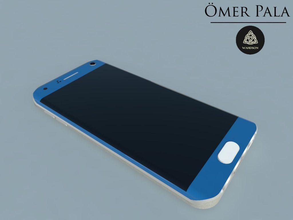 Samsung Galaxy S8 Edge concept 3
