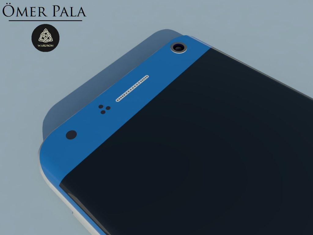 Samsung Galaxy S8 Edge concept 5