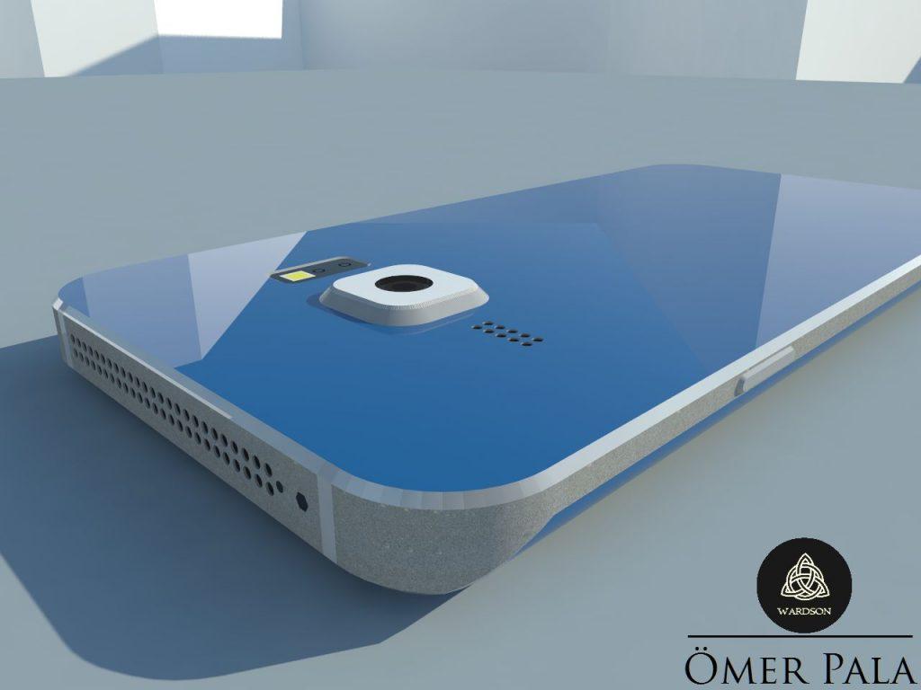 Samsung Galaxy S8 Edge concept 8