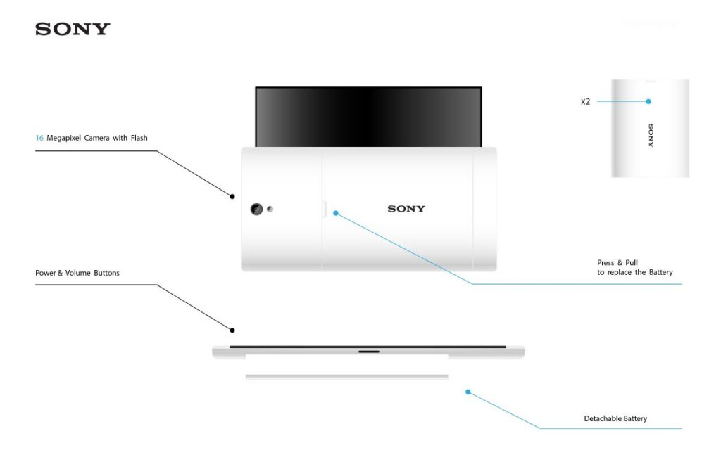 Sony Shadow concept phone  (3)