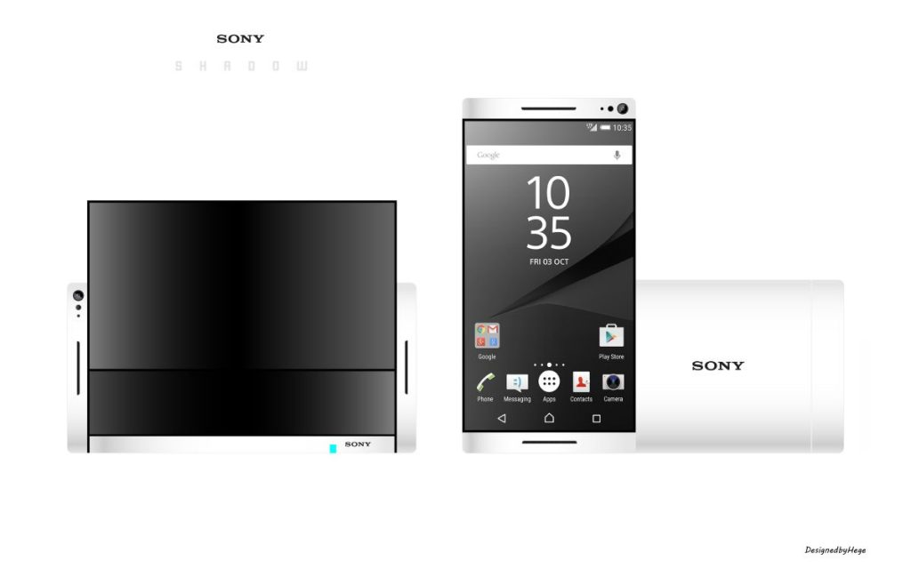 Sony Shadow concept phone  (6)