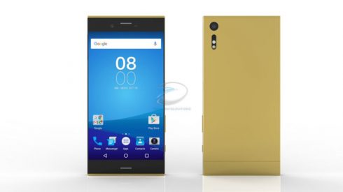 Sony Xperia XR 3D render (1)