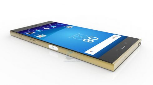 Sony Xperia XR 3D render (4)