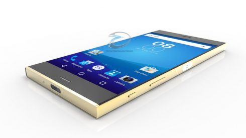 Sony Xperia XR 3D render (8)