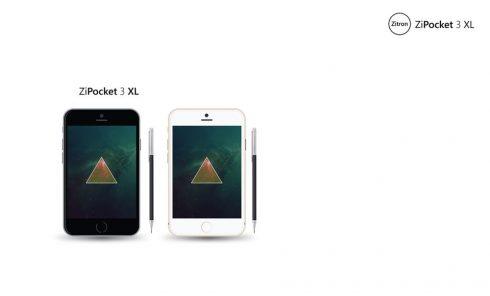 Zitron ZiPocket 3 concept phone
