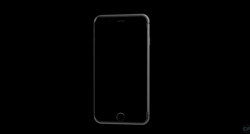 iPhone 8 concept glassy body design  (1)