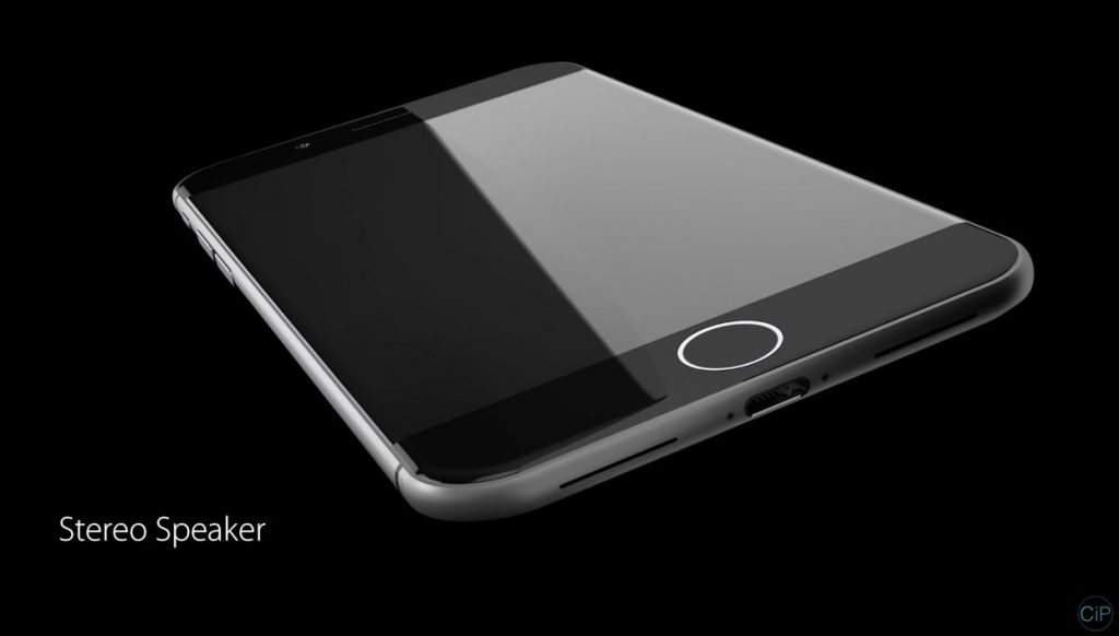 iPhone 8 concept glassy body design  (4)