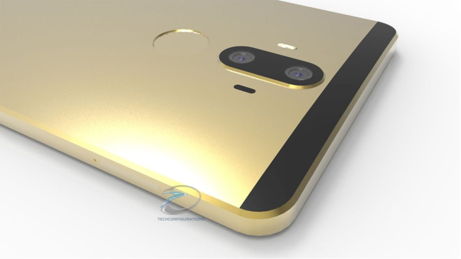 Huawei Mate 9 techconfigurations render  (8)