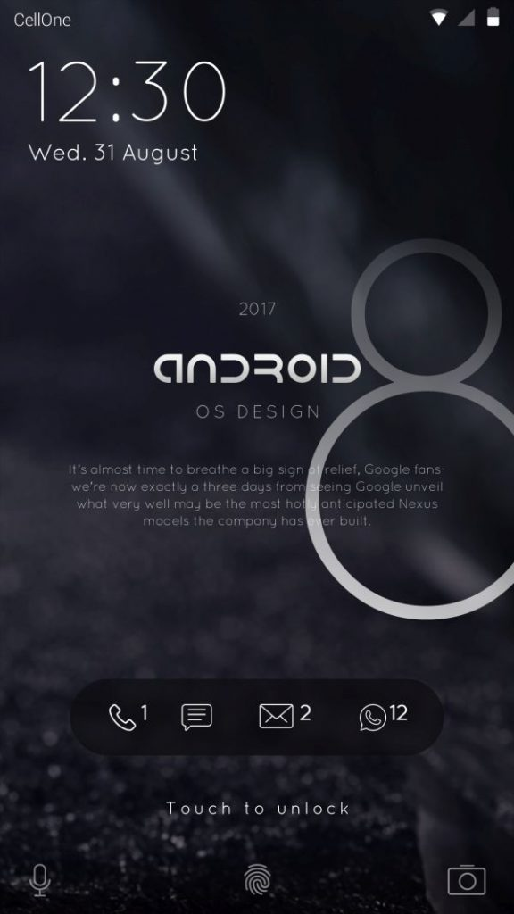 android 8 android n concept design  (5)