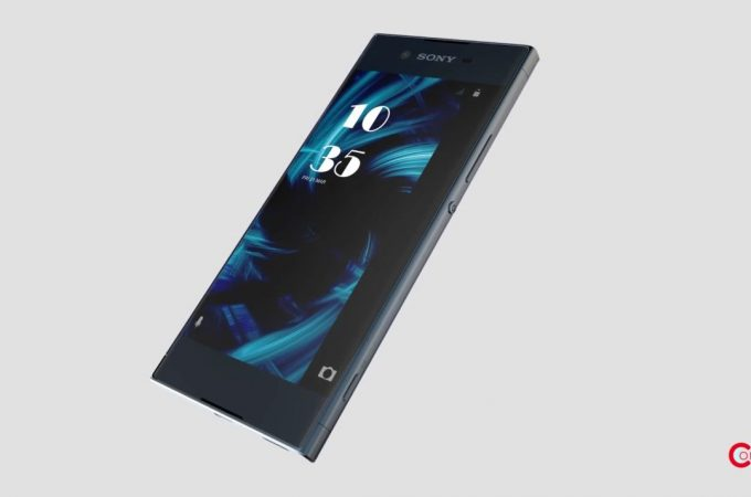 sony phone 2017. sony xperia xa 2017 rendered one last time before ces introduction (video) phone