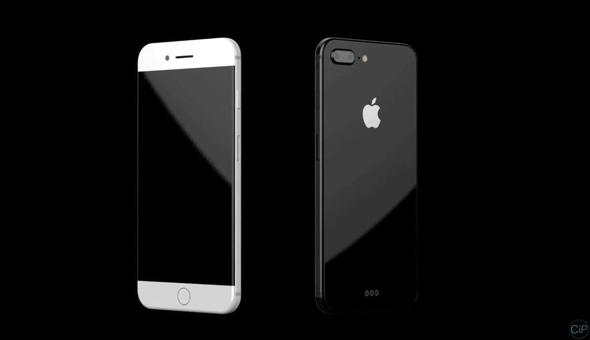 Iphone th anniversary edition concept phones