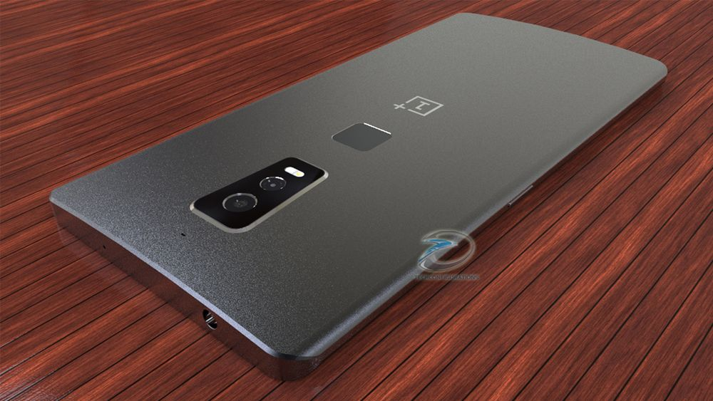 OnePlus 5 Edge is a Thing Now Rendered Here