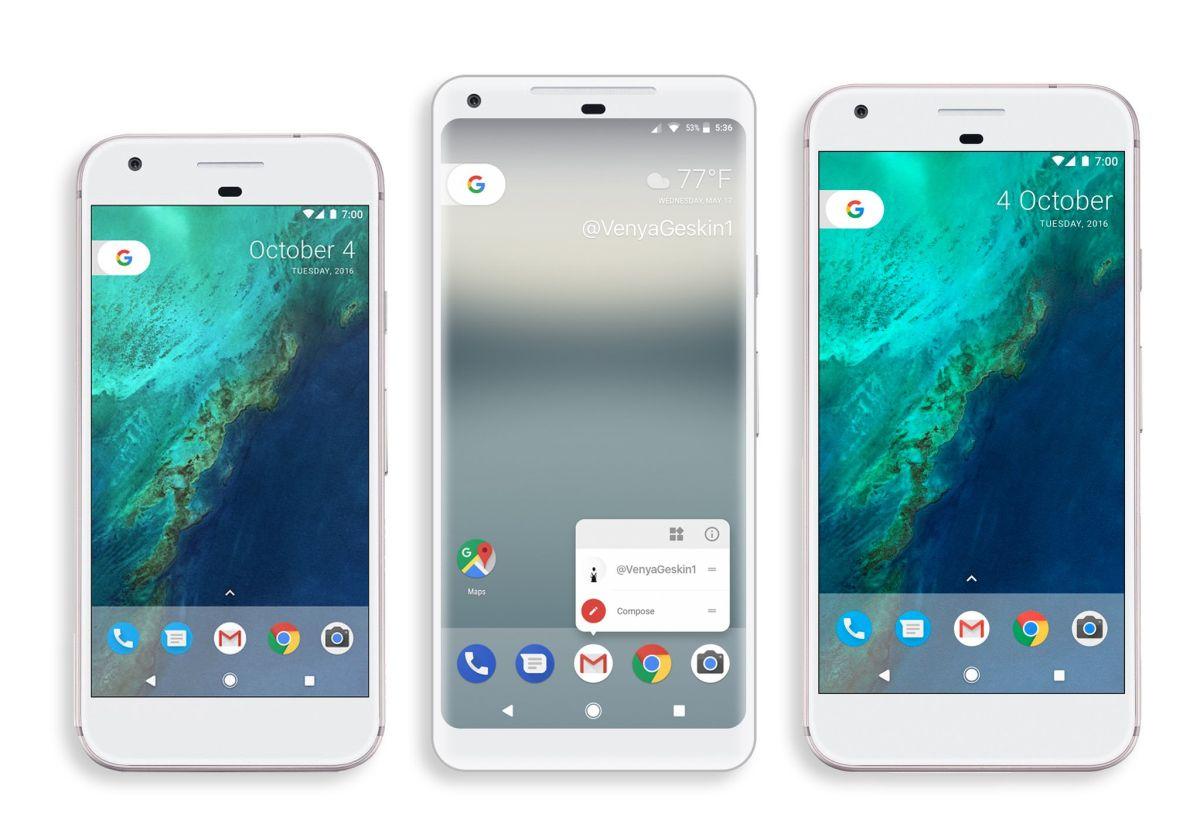 Pixel 2 and Pixel XL 2
