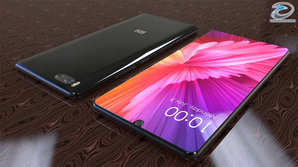 xiaomi mi 7 looks like a 2018 flagship with promise video. Black Bedroom Furniture Sets. Home Design Ideas