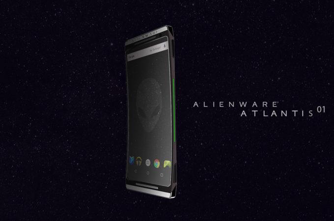 Alienware smartphone