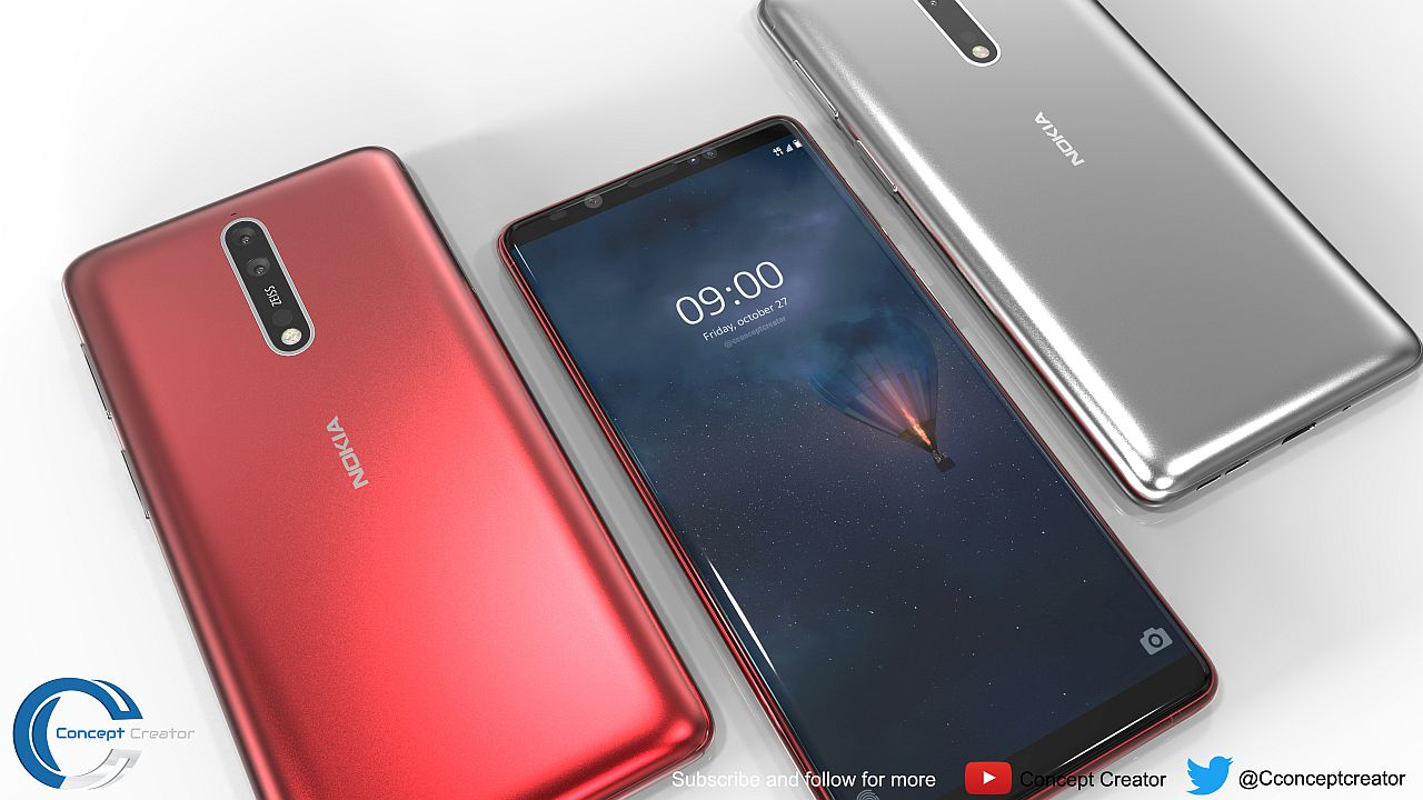 Nokia 9 Finalized By Concept Creator Looks Sharp Video