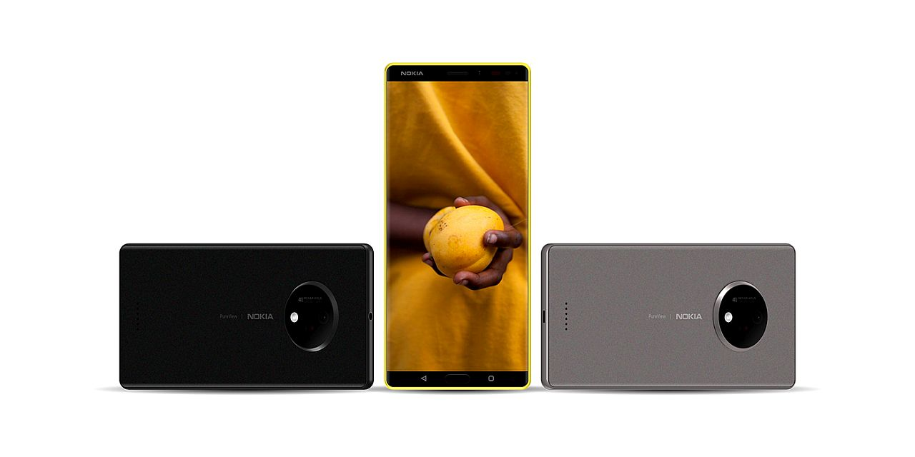 Nokia 10 is a Flashback from the Lumia 1020 Age, Now With