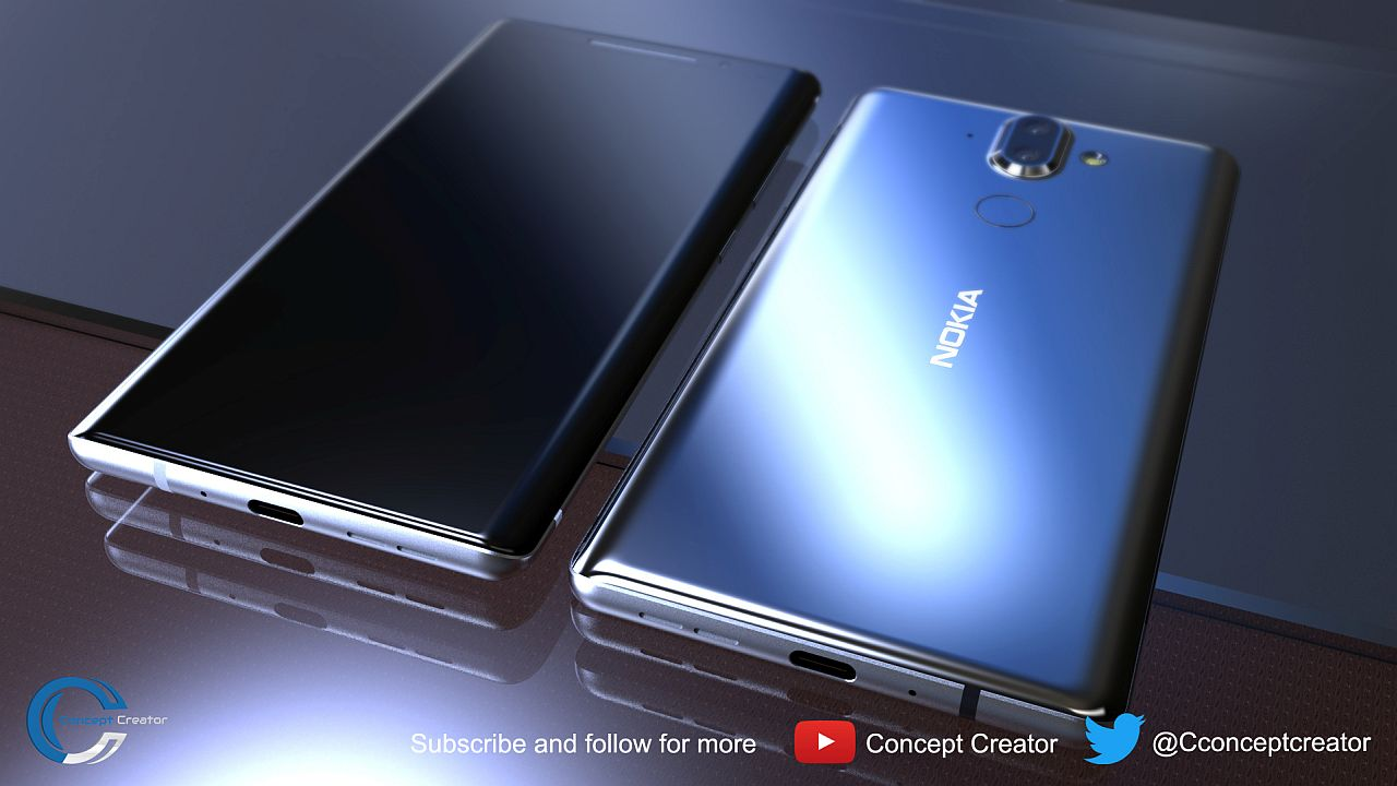 Nokia 9 Gets the Concept Creator Treatment (Video ...
