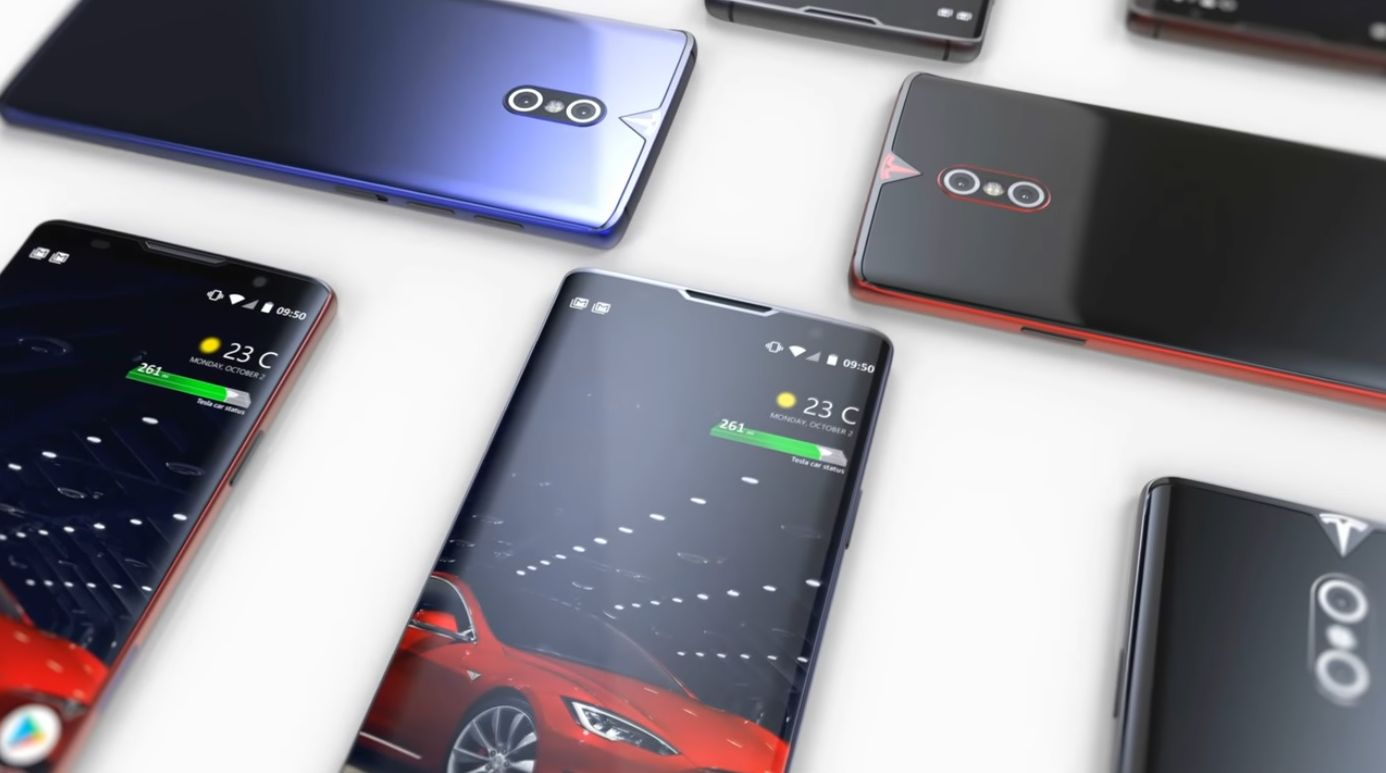 Tesla Phone Is The Kind Of Smartphone Elon Musk Would
