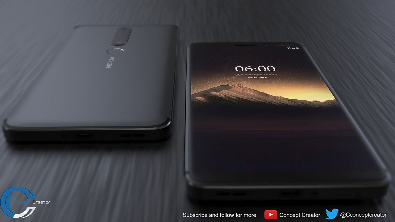 Nokia 6 2018 Gets The Concept Creator Treatment Video