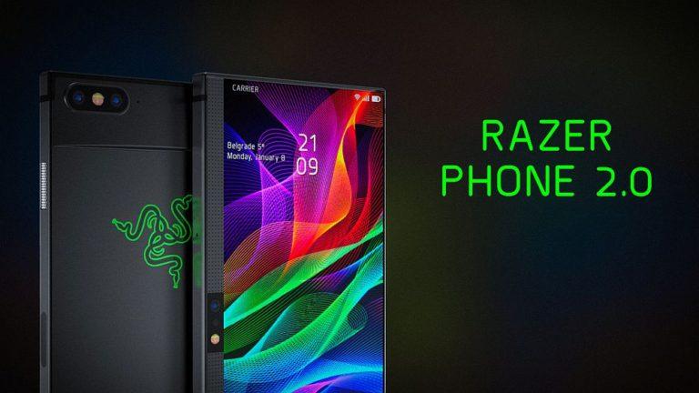 Игровой смартфон Razer Phone 2 стал доступен для пред заказа за считанные часы до анонса