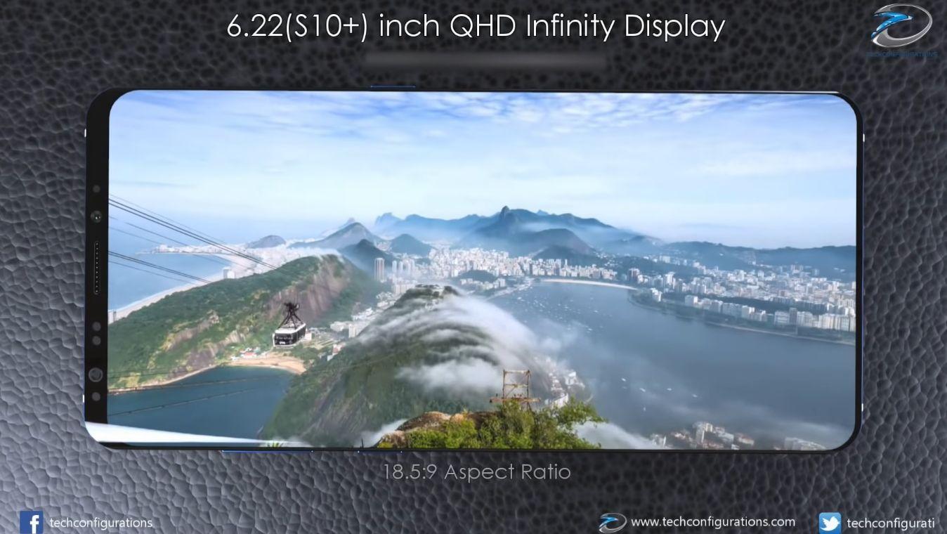 Samsung Galaxy S10+ Gets Triple Camera, Intro Video