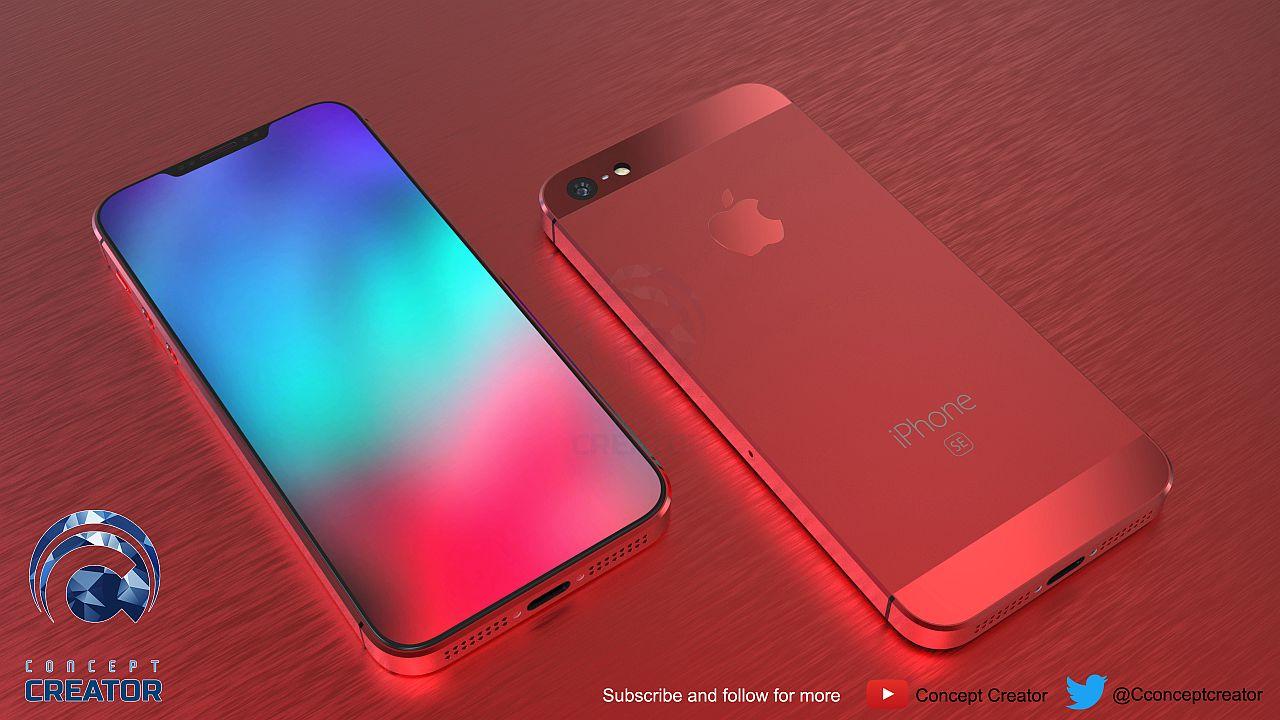 Apple iPhone SE 2 Gets New Treatment Based on OnLeaks Leaks