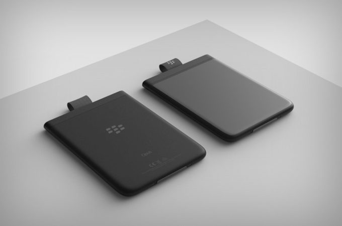 BlackBerry Opus Concept is a Corporate Tool, Also Working as a Badge