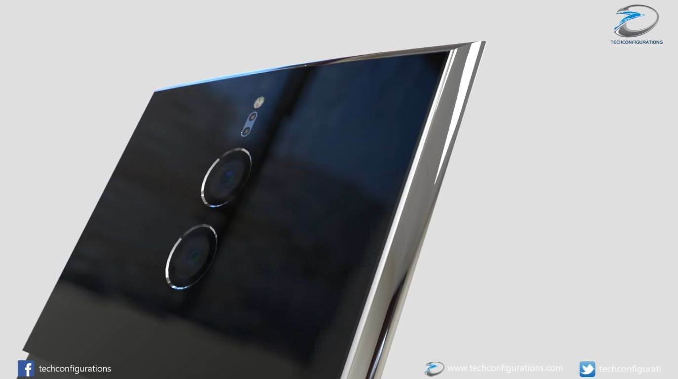 Sony Xperia Flex Foldable Phone Is Like Ps4 Concept Phones