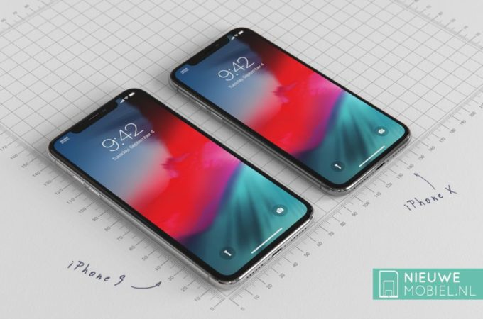 Budget iPhone 9 Rendered With 6.1 inch Screen