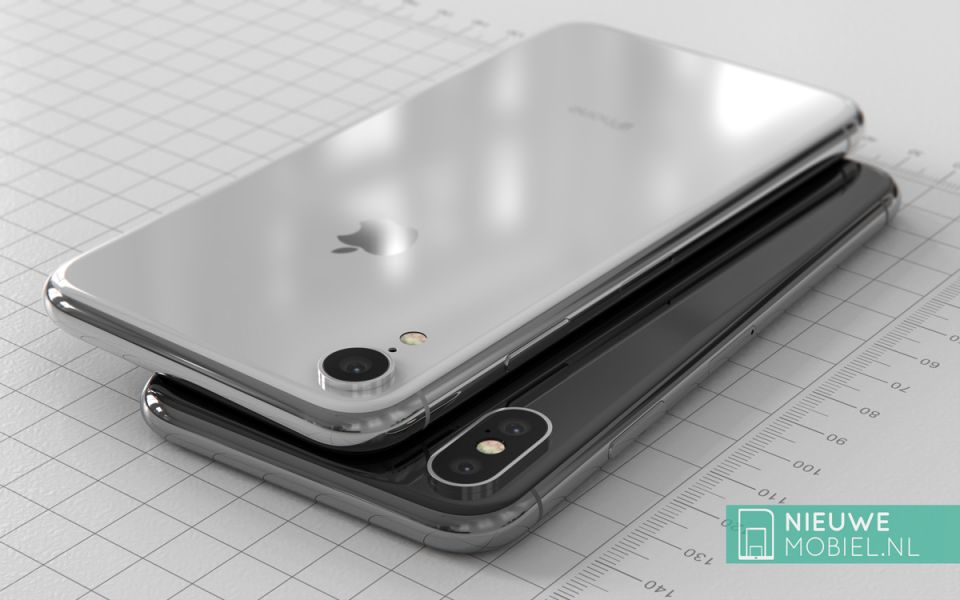 half off 13f32 d292d Budget iPhone 9 Rendered With 6.1 inch Screen | Concept Phones
