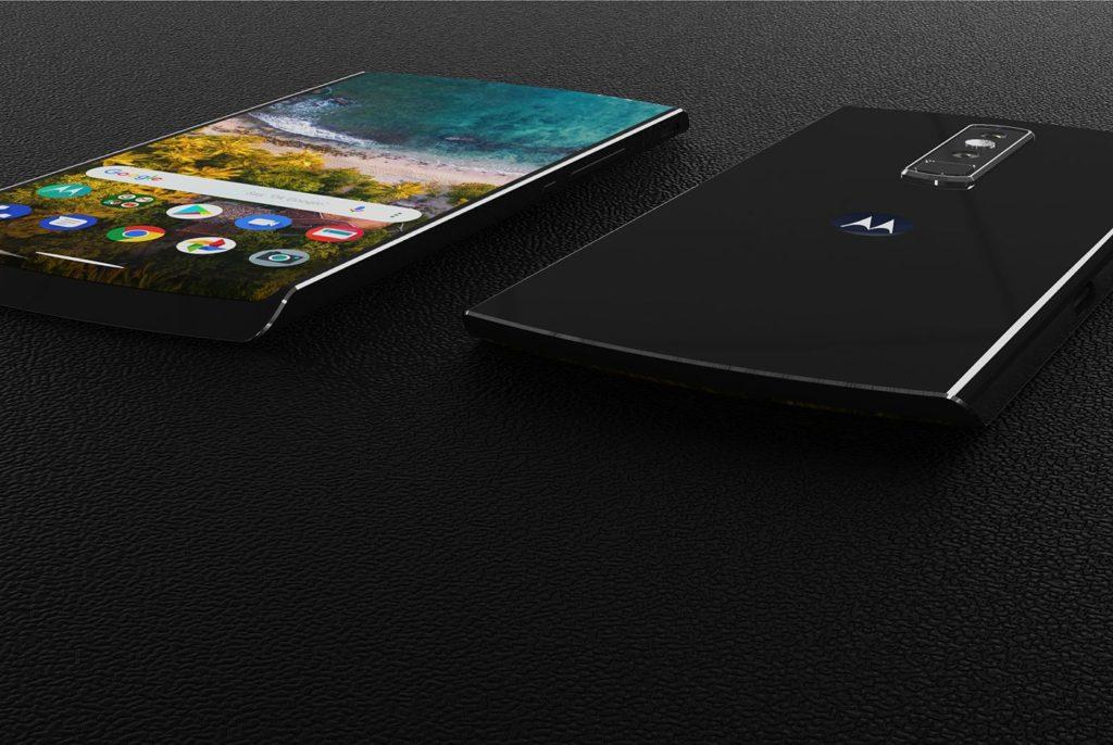moto razr 2018 OLED Display Android Motorola  5.8 Concept